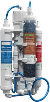 fluoride reverse osmosis system